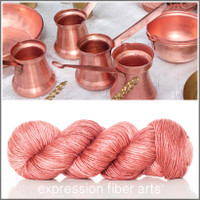 COPPER 'PEARLESCENT' WORSTED