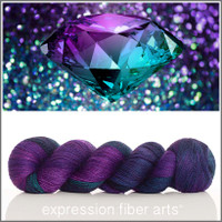 JUNE ALEXANDRITE ALPACA SILK LACE