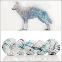 Pre-Order ARCTIC WOLF 'BUTTERY' BULKY