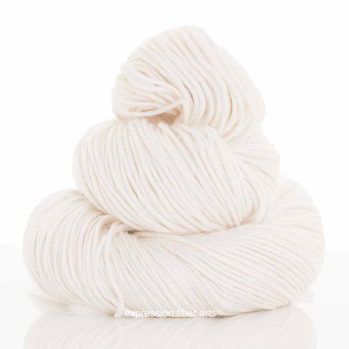 WHIPPED CREAM 'PEARLESCENT' WORSTED