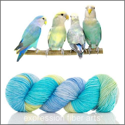 LOVEBIRDS 'RESILIENT' SOCK