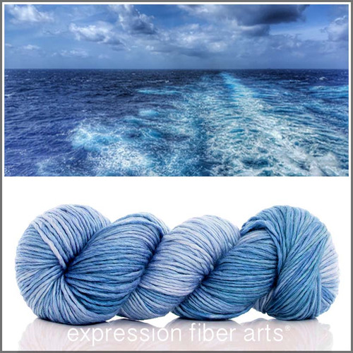 LOST AT SEA 'PEARLESCENT' WORSTED
