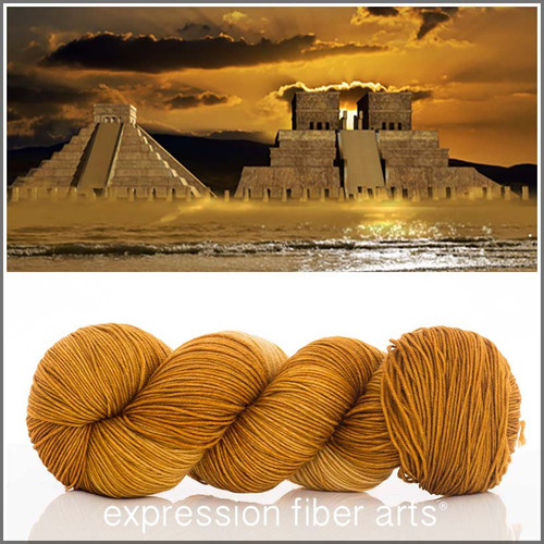 MAYAN GOLD 'RESILIENT' SOCK