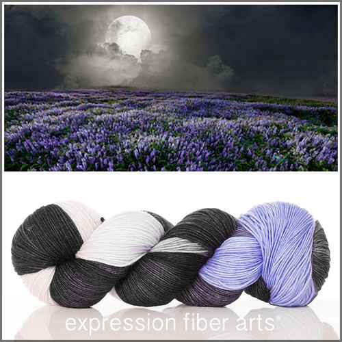 MEADOW AT MIDNIGHT 'RESILIENT' SOCK