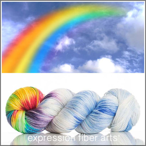 RAINBOW IN THE CLOUDS 'LUSTER' SPORT