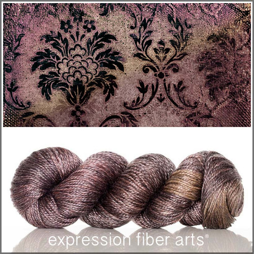 Pre-Order BROCADE 'LUSTER' WORSTED
