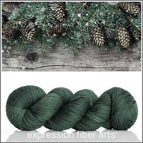 EVERGREEN 'CASHSILK' SOCK