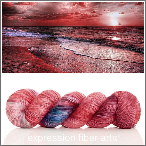 RED SEA 'PEARLESCENT' FINGERING