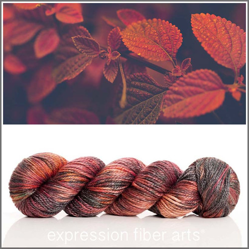 Pre-order WHISPERS OF FALL 'LUSTER'  WORSTED