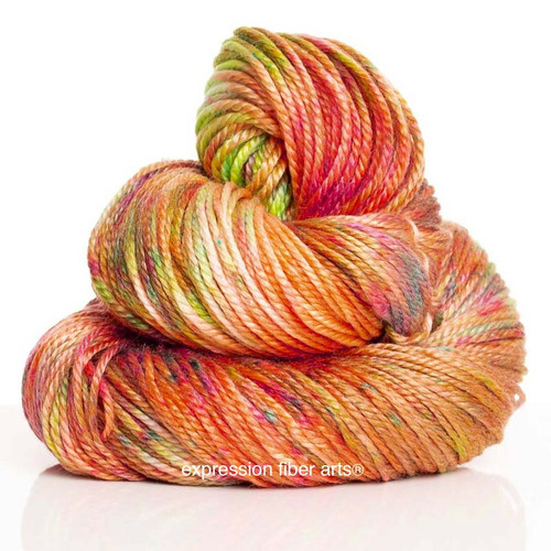 UNABASHED 'LUSTER' WORSTED