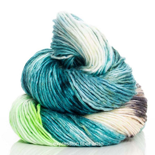 ELMER 'PEARLESCENT' WORSTED