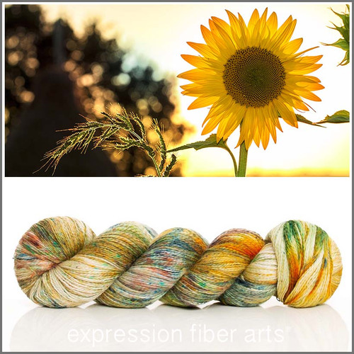 HELIANTHUS ALPACA SILK LACE