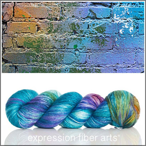 CITY ART Limited Edition 'PEARLESCENT' FINGERING 100g