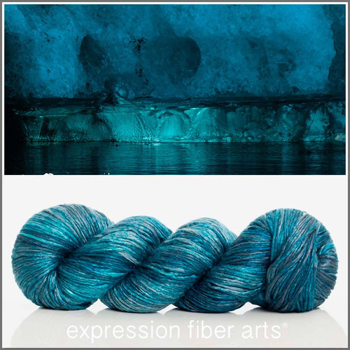 IT WAS A DARK, FOREBODING NIGHT 'ZANE' SILK WORSTED