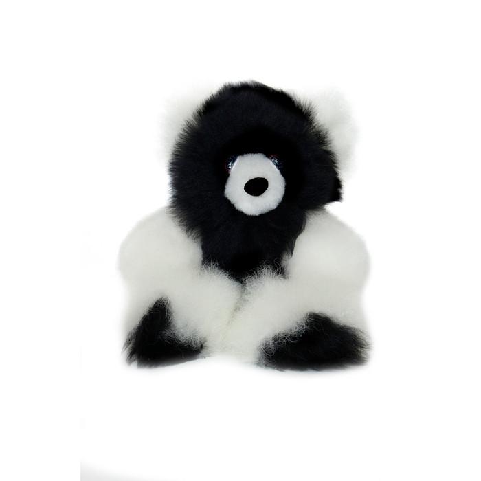 "Superfine 100% Baby Alpaca Fur Stuffed Artist Teddy Bear 10"" (22B-100-022-0006)"