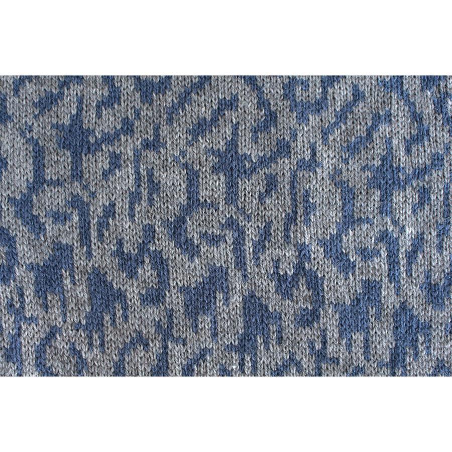 Steel Blue/Soft Gray