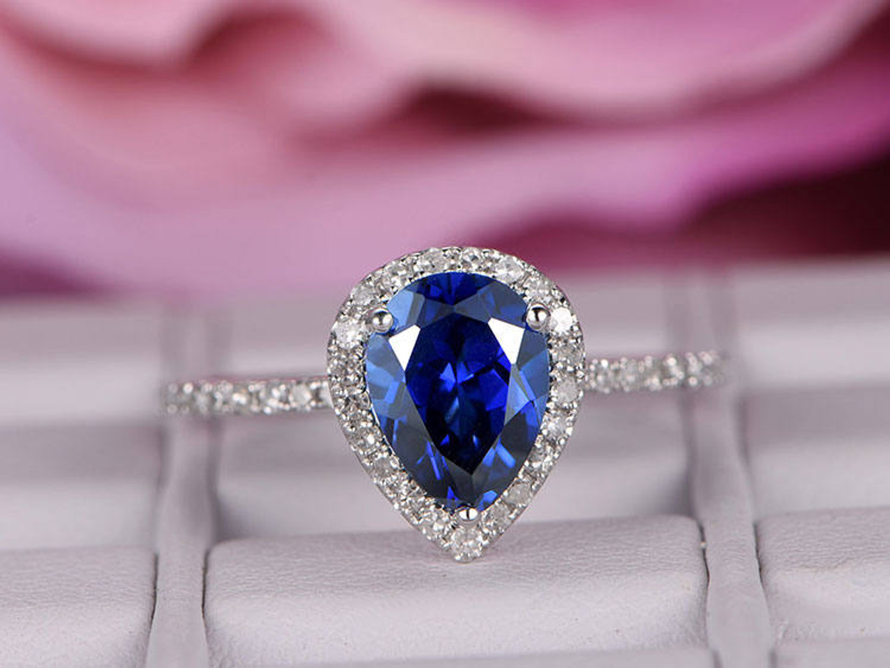 Ralph Jacobs | Winter Inspired Engagement Rings | Jewellery