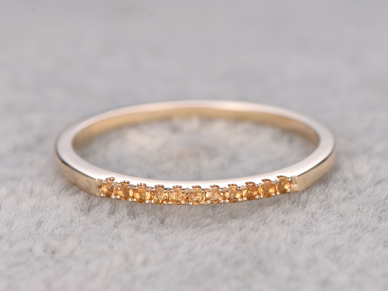 citrine shipping stacking sku november at rings ring calculated thin eternity gold band checkout birthstone yellow wedding pave