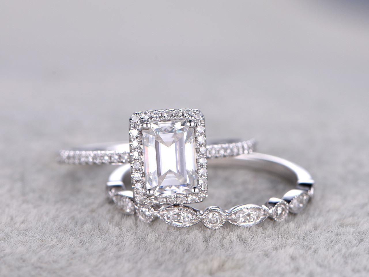 ubnxisv images cut er antique style i radiant diamond vintage of promise wedding carat halo rings engagement ring youtube pave