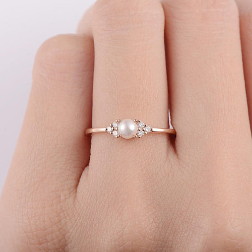 kreations vintage edwardian rings gray pearl products by kryzia engagement jewellery ring style