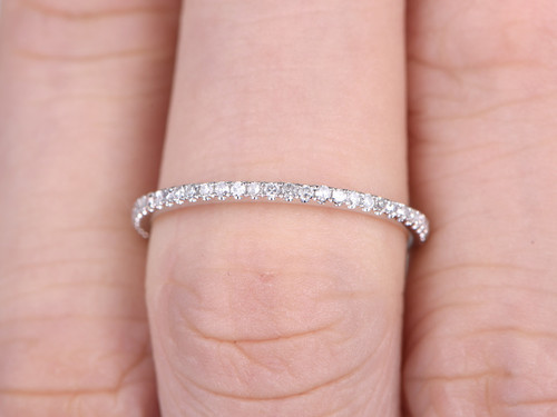 stone your wedding bands ring carat engagement weddingbee off band show rings promise diamond anniversary