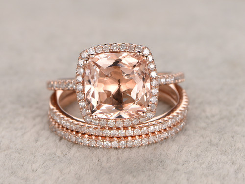 14k Gold Cz Engagement Rings
