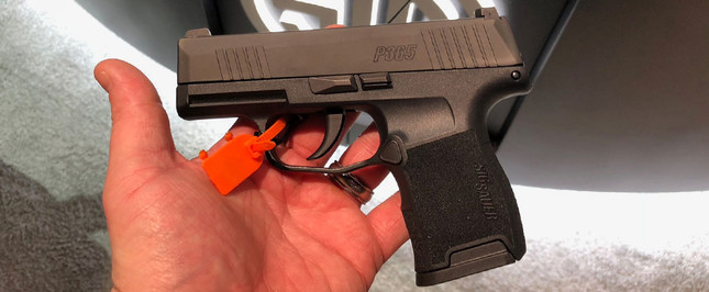New Holsters for Sig P365 & Glock 26 TLR-6 + Shot Show Recap