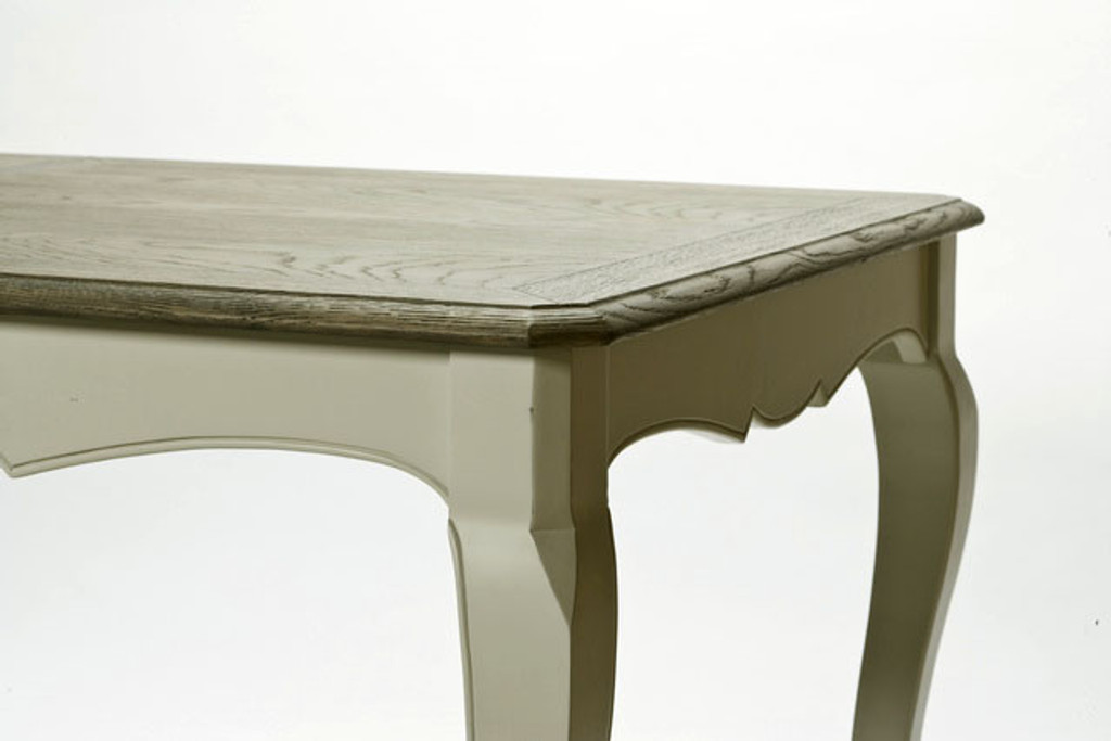 Chateau Ext. Dining Table 290cm A/Cream