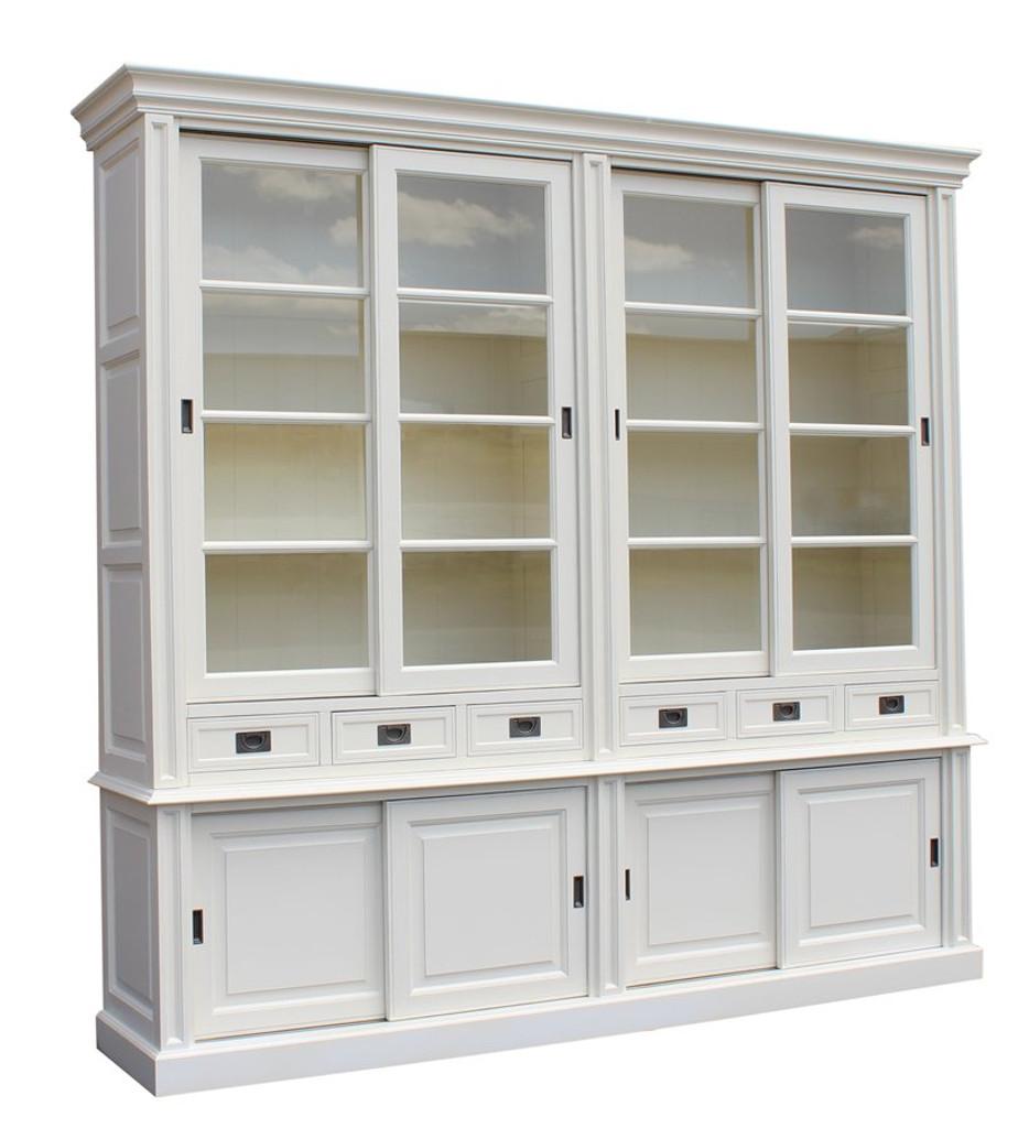 Bella House Classic 4 Door Dresser - Slide Door