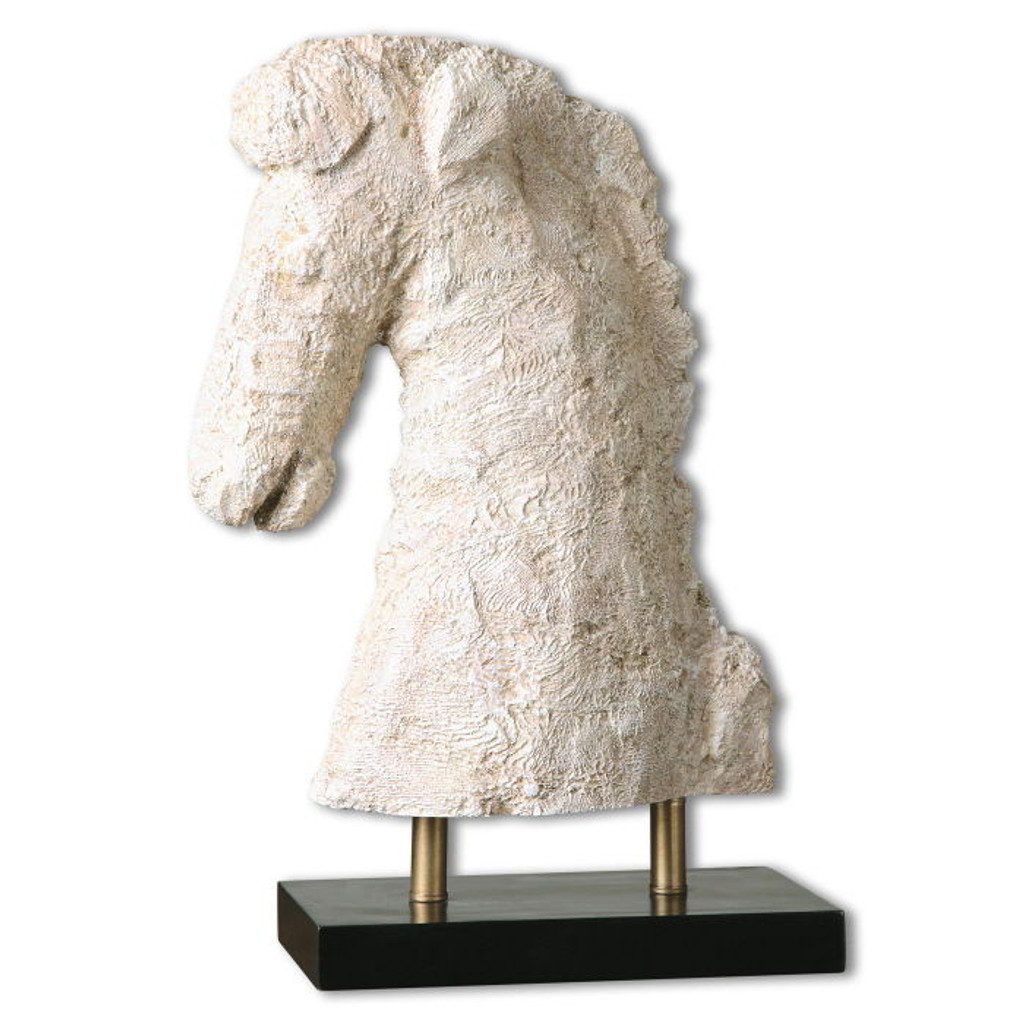 Coral Horse by Uttermost