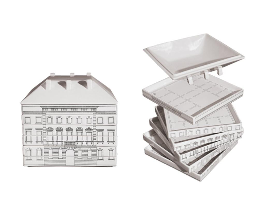 Palace Signoria - Flat Plate Set