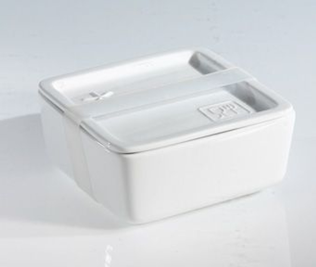 Porcelain Fridge Box - Square
