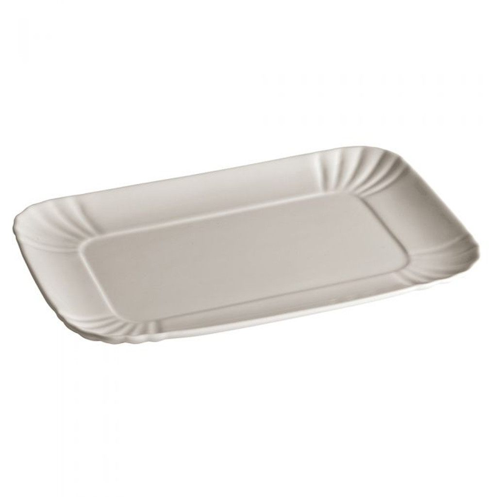Porcelain Serving Tray - Medium