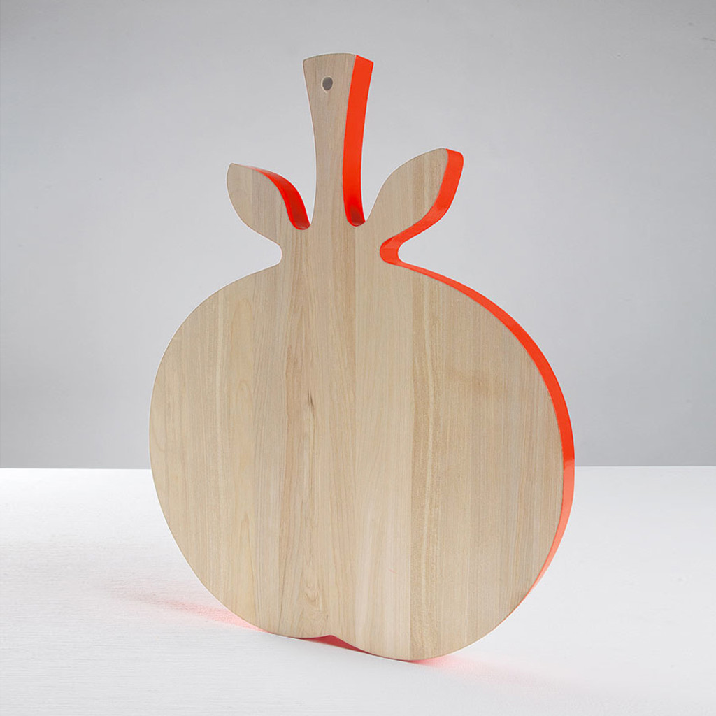 Birch Chopping Board - Tomato