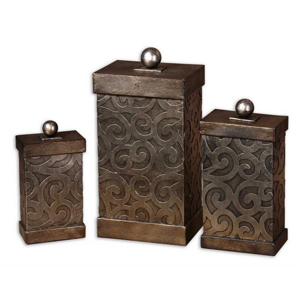 Nera Boxes - Set of 3