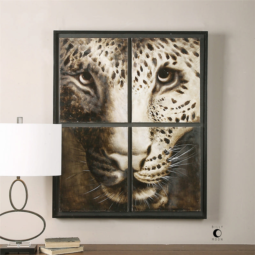 On The Prowl a Paintings by Uttermost