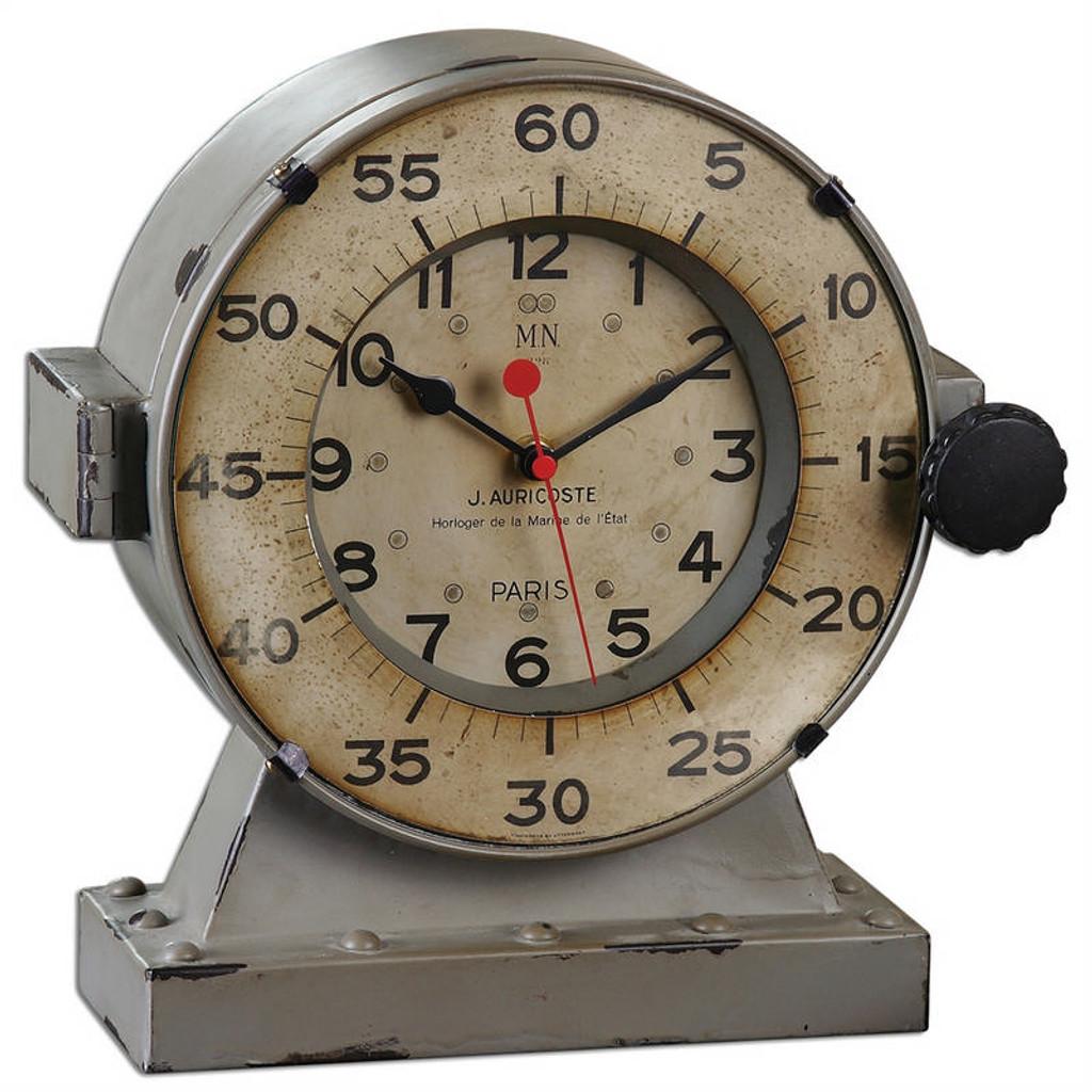Marine Mantel Clock