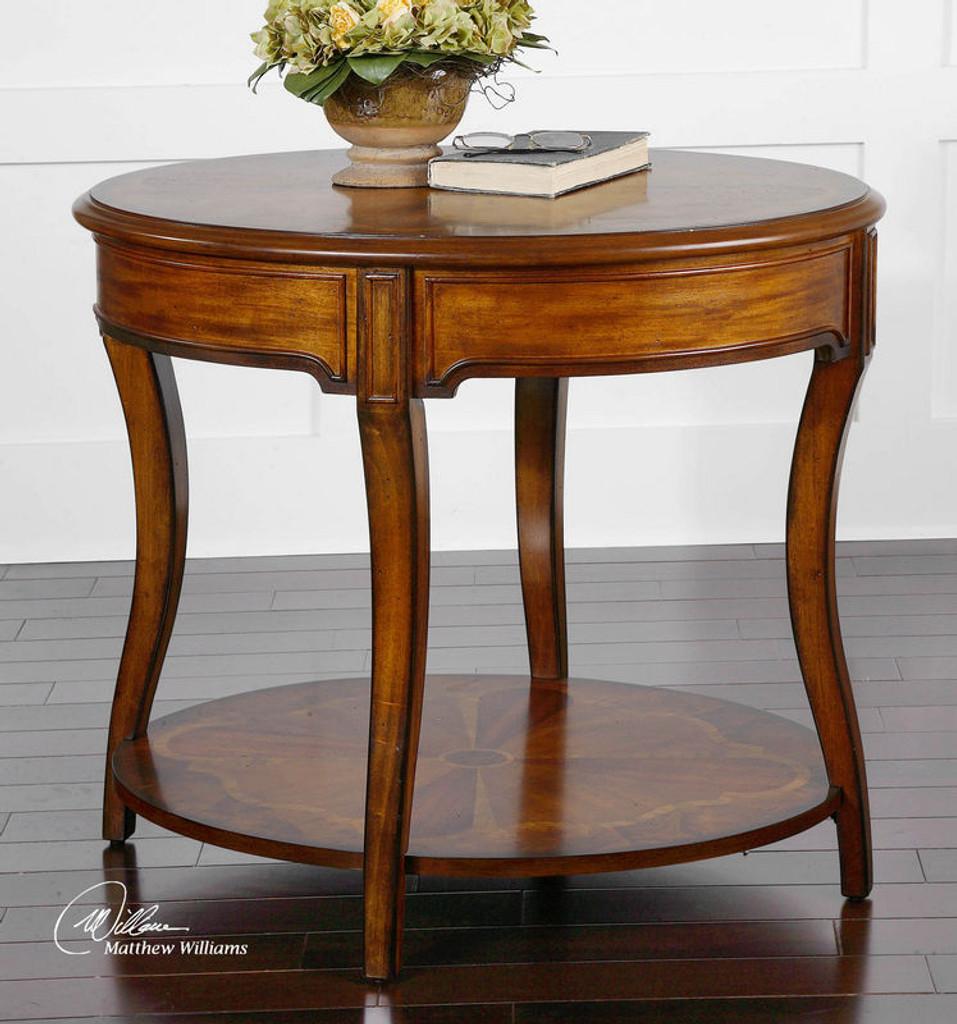 Corianne Lamp Table