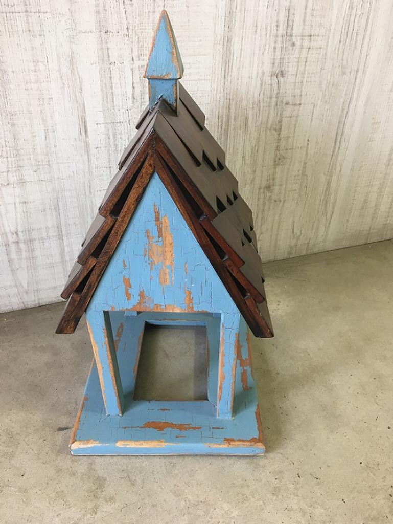 Bird House B - Size: 48H x 25W x 30D (cm)