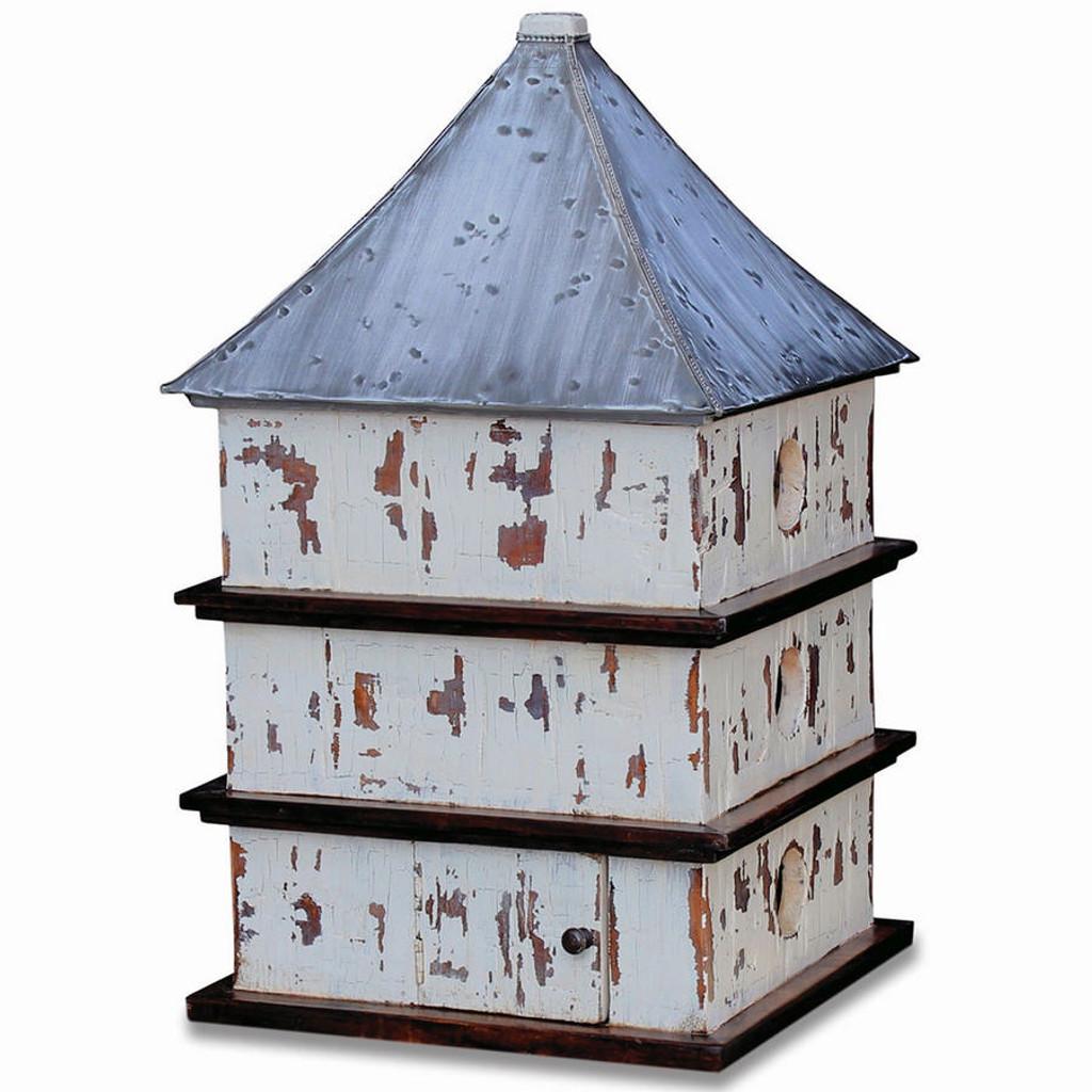 Bird House P - Size: 61H x 36W x 36D (cm)