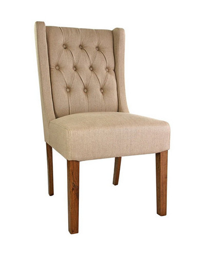 Camille Chair - Ecru