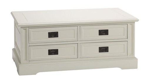 Bella House Classic Coffee Table 4 Drawer