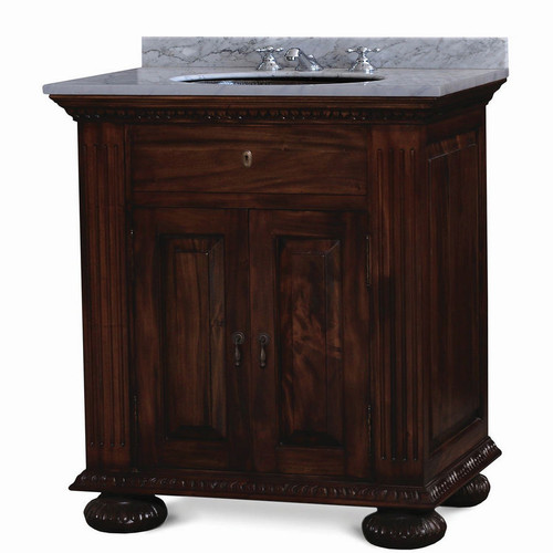 Charleston Single Vanity  - Any Colour