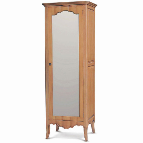 Monaco Mirror Wardrobe  - Any Colour