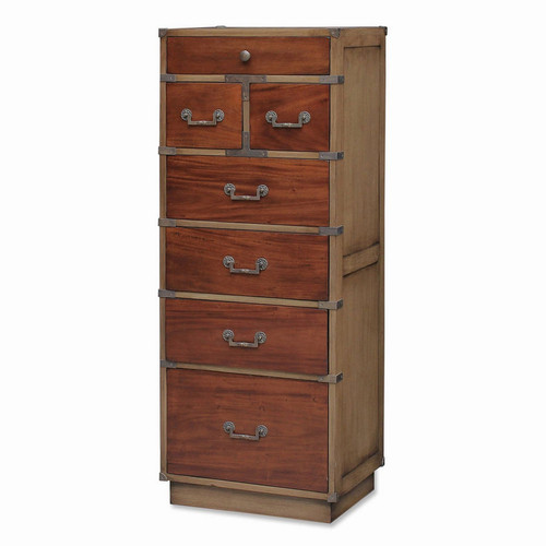 Artisan Tall Cabinet w/Filing Drawer - Any Colour