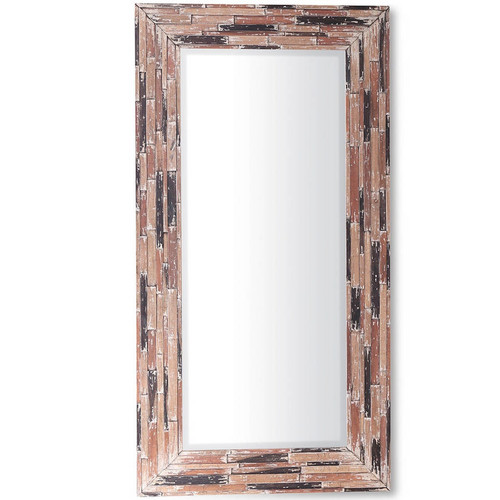 Manhattan Floor Mirror - Size: 218H x 114W x 3D (cm)