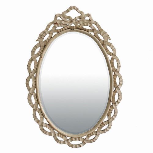 Ribbon Mirror - Size: 115H x 79W x 5D (cm)