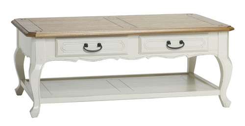 Chateau Coffee Table - A/Cream