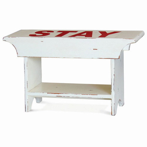 Craftsman Bench - Any Colour