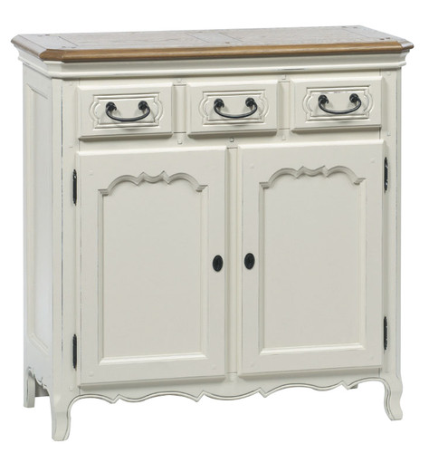 Chateau 2 Door Sideboard - A/Cream